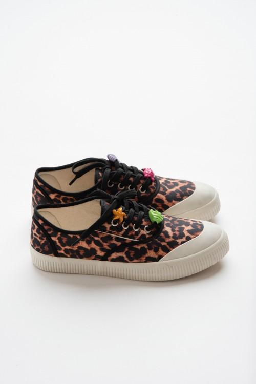 Παπούτσι Sneaker με σχέδιο animal print