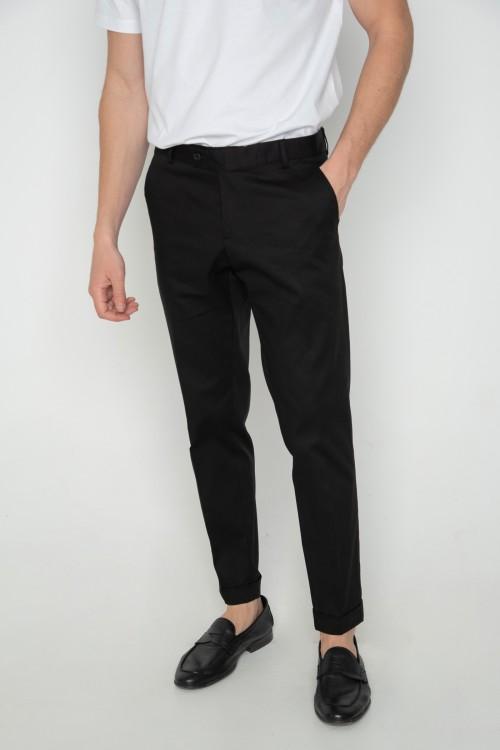 Παντελόνι CHINOS με κουμπί στις πίσω τσέπες, ανδρικό
