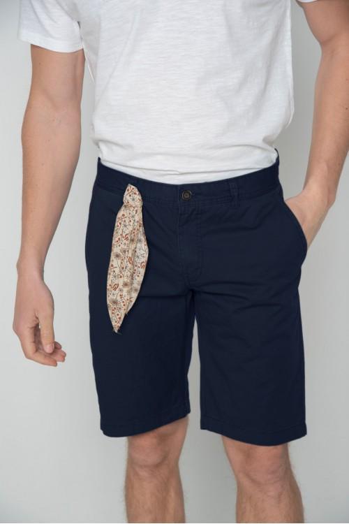 Βερμούδα βαμβακερή, ανδρική