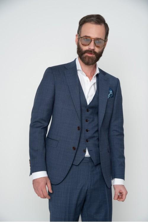 Κοστούμι Fill-A-Fill, Super 110's, ανδρικό