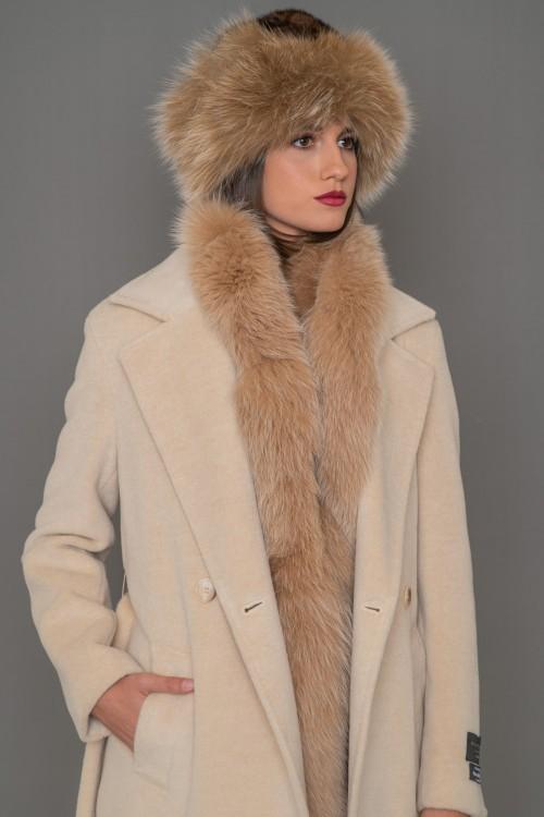 Γούνινο καπέλο Mink-Renar