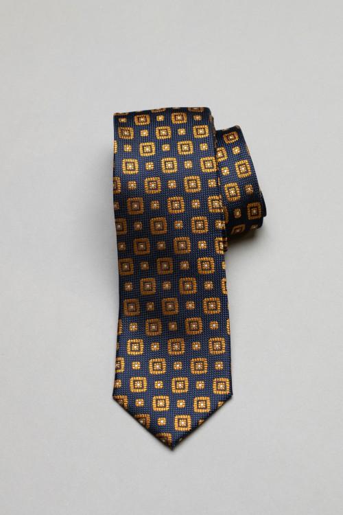 Ανδρική γραβάτα, 100% μεταξωτή - 4