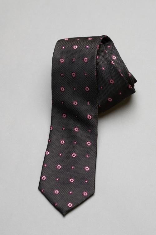 Ανδρική γραβάτα, 100% μεταξωτή - 10