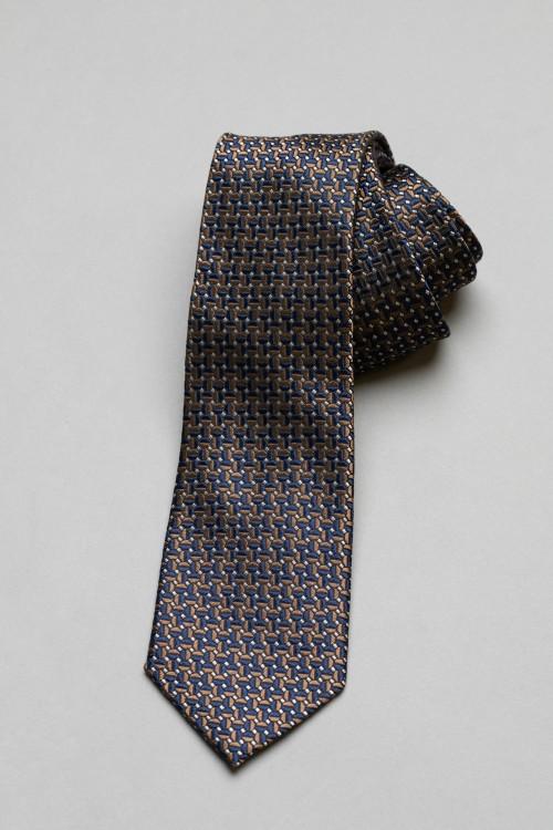 Ανδρική γραβάτα, 100% μεταξωτή - 15
