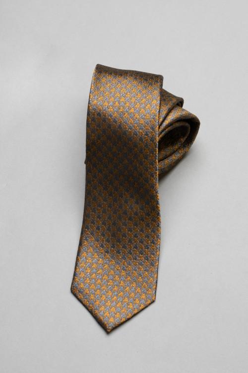 Ανδρική γραβάτα, 100% μεταξωτή - 16
