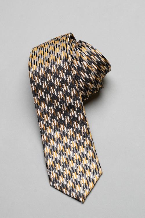 Ανδρική γραβάτα, 100% μεταξωτή - 17
