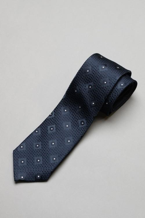 Ανδρική γραβάτα, 100% μεταξωτή - 18