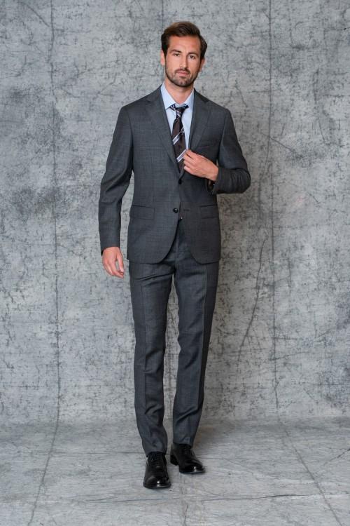Men's Suit FIL A FIL GRISAGLIA